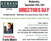 Tampa Bay Stress Relievers - Preserving Your Association's Assets
